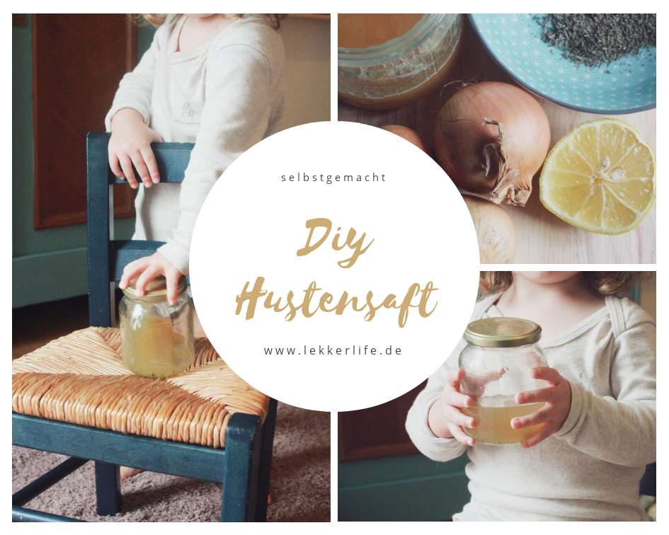 DIY Hustensaft