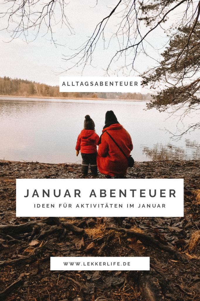 Januar Aktivitäten