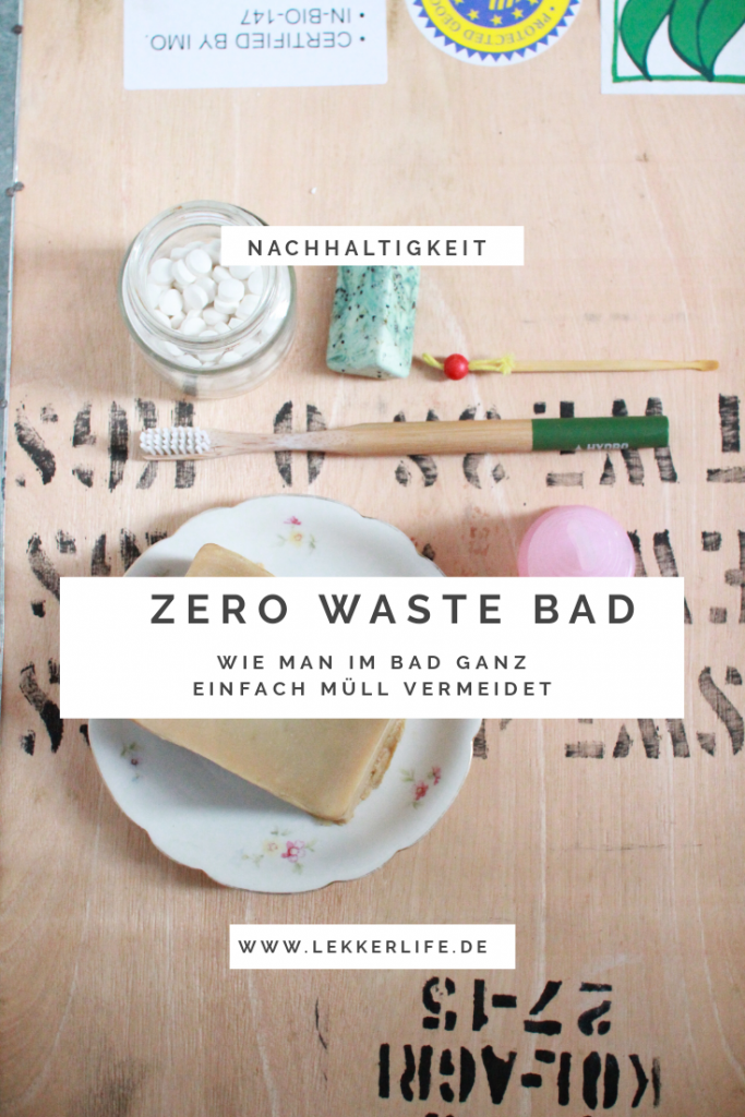 zero waste bad