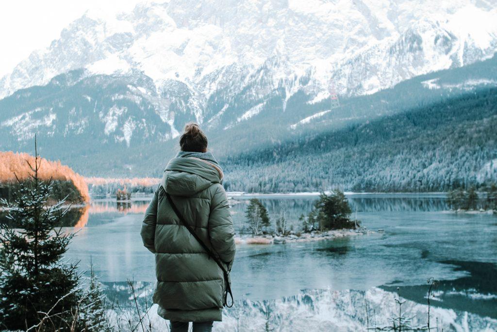 Eibsee Winter Spaziergänge München
