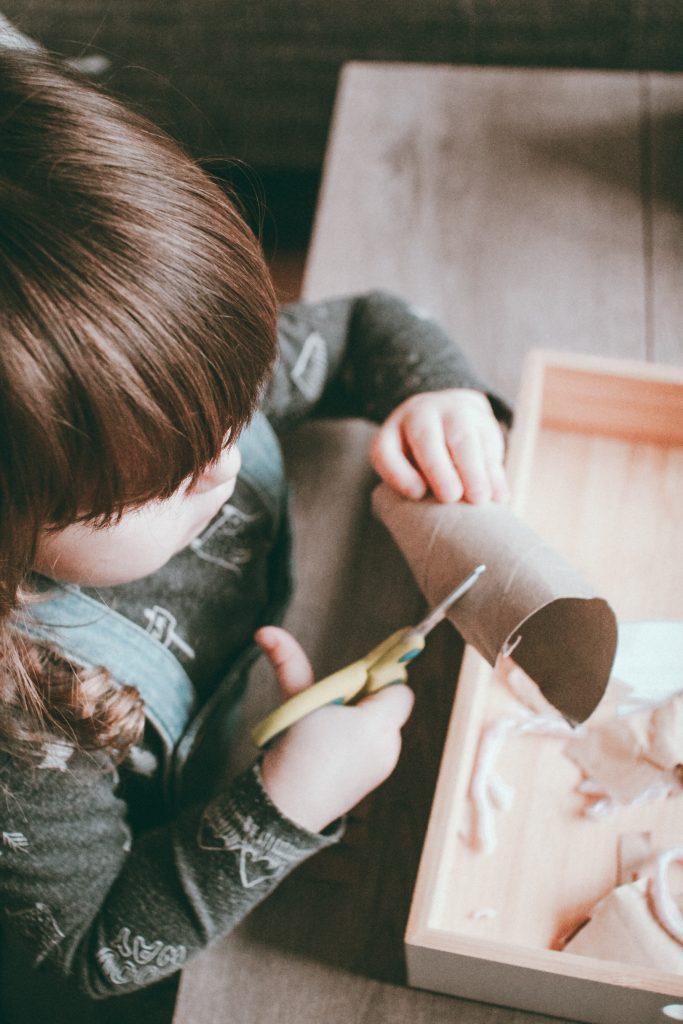5 Montessori Spielideen